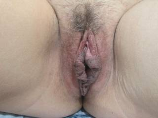 Hubby is taking a break from pounding me with his beautiful cock