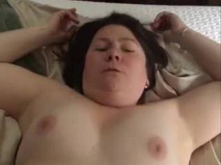 Just wanted to share a video of me and the hubby fucking. Anyone got a nice hard cock I can suck on while being fucked? Would anyone like to be next? Who's up for sloppy seconds?