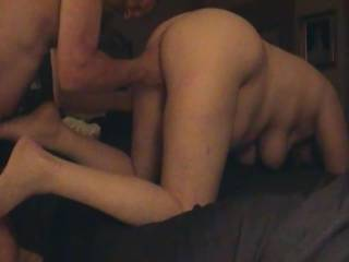 Sexy mature wife fingered to orgasm.