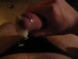 wowwww, makes me really horny watching how you fill the condom with your hot cum !!!  GREAT !!!
