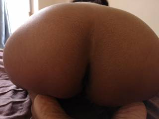 Is my butt too big or just a nice size?