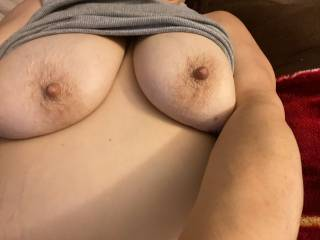 Nipples made to suck agree?!