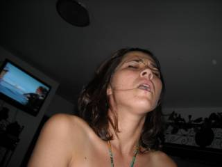 That's the sweet expression I want to see when my cock is inside you!
