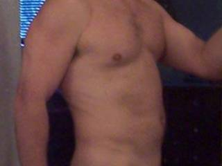 you have a great body and a magnificent cock