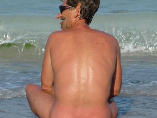 my nudist beach photo