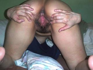 this is my pretty asian wife\'s pussy, tell us what you think guys!