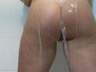 very nice. i will wash the inside of your pussy with my cock and cum