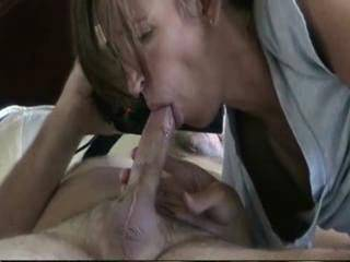 Damn, she does not want to miss a drop of that cum. I had a woman like that once. Always wanted the cum in her mouth. didnt matter if I was fucking her ass or pussy, I had to pull it out and cum in her mouth so she could swallow it. She used to cum when she tasted my cum.