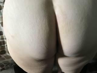 The wife's hot ass