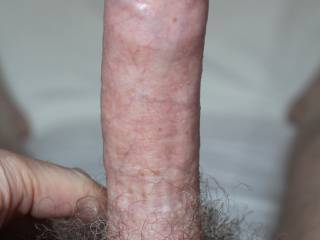 How would you feel about using your lips and tongue to expose that glans?