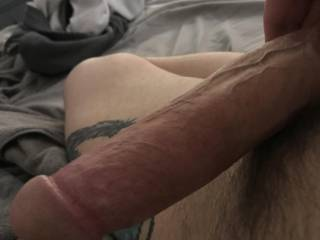 Kiki had to go home to her husband after I pumped her full with two huge loads of cum. Anyone wanna come over and finish me off?