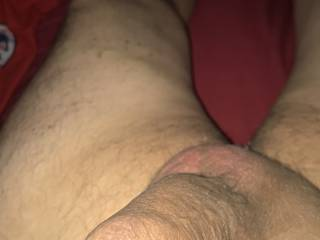 my uncut cock for those who like them let me know if you do