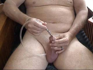 Writhing, wriggling and gasping with pleasure......... obviously quite the orgasm!