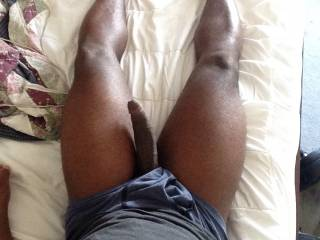 Big blk dick