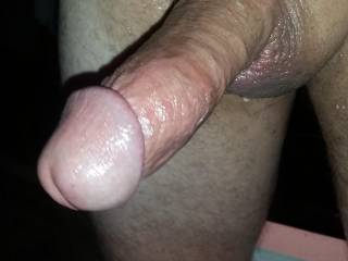 Oily dick and panties