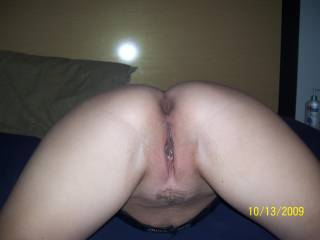 I would looooove to fuck your ass and pussy, exploding my cum deep inside you !!