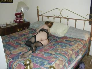 Wife Waiting On Me To Come And Fuck Her