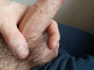 I just could\'t seem to keep it down now matter how many times I tried to empty my big hairy balls....a younger woman needs my load all over her tits...