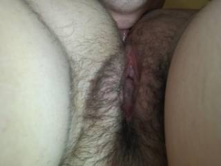 tongue fucking that asshole