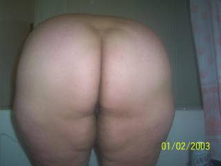 i love a nice big round ass