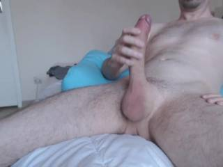 I want that cock all in my pussy and then I want to swallow your yummy load all while my hubby watches
