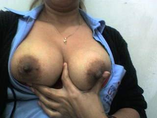 gorgeous nipples!!!i would lick those all day!!!and bby i wouldlove to get a tit job whih those sweet..thats hard artilery bby....i would cum a lot on those...kisss...muacksssss...maybe u live me a comment to pls.....i like you