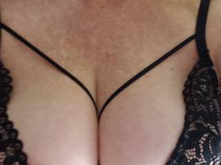 The Bra Mrs IKPM wore to the casino on the weekend, and she wondered why no one was looking at her beautiful eyes.
