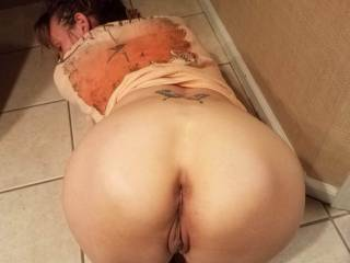 Can you take care of my tight pussy and round tight ass
