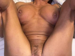 Nice and creamy just waiting to be licked clean