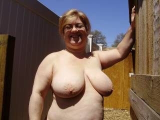 that is one great pair of tits!