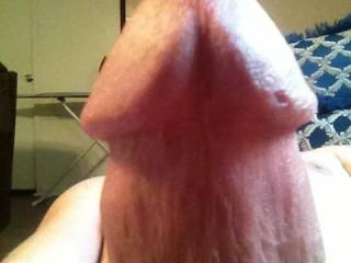 One of my favorite spots on a man's cock!