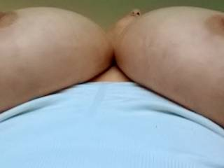 almost, but id have my face buried in those big tits if you were riding me. back arched, cock getting so fucking deep