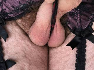 Panties pulled tight xx