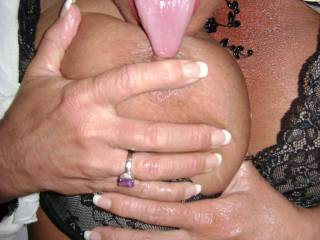 Sharing your Beautiful NIPPLE with me will get you Satisfaction Beyond your Imagination...  Love and Kisses, Maryann