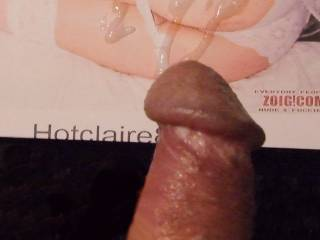 for Hotclaire86 some cum for Claire