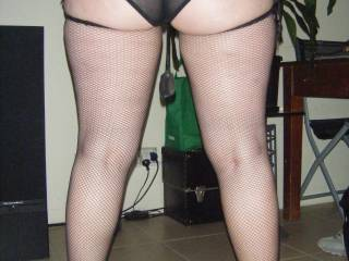 mmmm indeed, lovely leags, gorgeous arse and beautiful cfm's and stockings   xooxox peter
