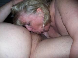 Mrs Daytonohfun from here on zoig deepthroating me as her hubby watched