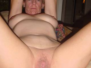 I'd just love to get a taste of that sweet pussy before I stuff it full of cock.