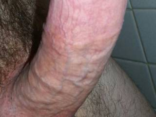 Wire rope ring squeezing my balls