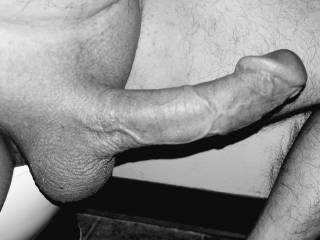 Really shows off the veins in my cock huh