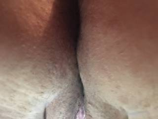 Wife wants it from behind , fuck her pink wet pussy