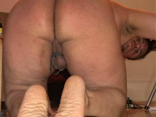 love bending over position, do u like how crazy wrilnkled my arched feet soles look?