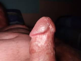 Needs to be licked and sucked