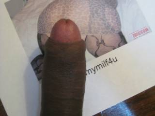 """WOW! I Love that COCK! Thanks for being an ASS-Man! Cant wait for the """"after"""" shot"""