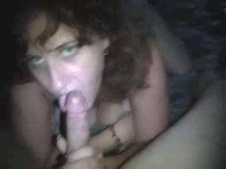 honey you are a real pro, you really know how to please a cock, wish it was my cock you were enjoying like that, love to fill your mouth of with all my creamy seed, u r so pretty, love the tongue piercing!!! thats so hot never had my cock sucked with one b4!!