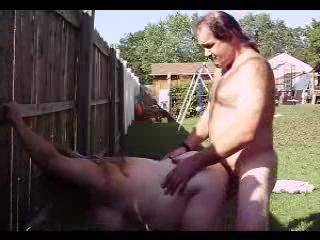Great video folks, your wifes gorgeous body was just made for doggie, that fabulous belly and her swinging tits just look so sexy.