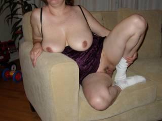 I like to tease my man. Do you like a little teasing?
