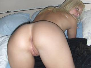 My wife waiting for my big cock.mmm