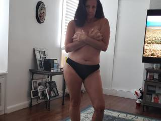 would your cock still get hard for this 58 yr old