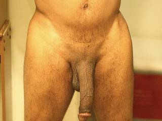 Extremely nice I must say. Would love to see a lot  more of that gorgeous cock. Do you have more pics or cam? Anne